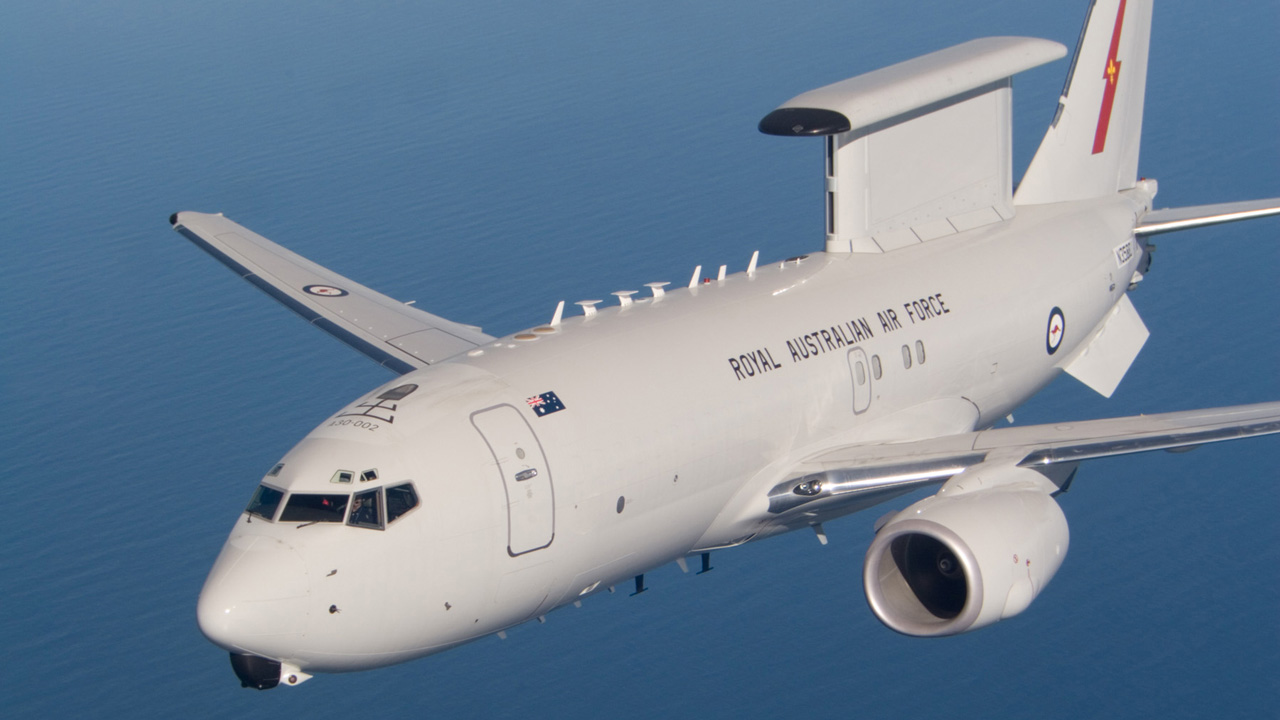 Boeing Airborne Early Warning And Control